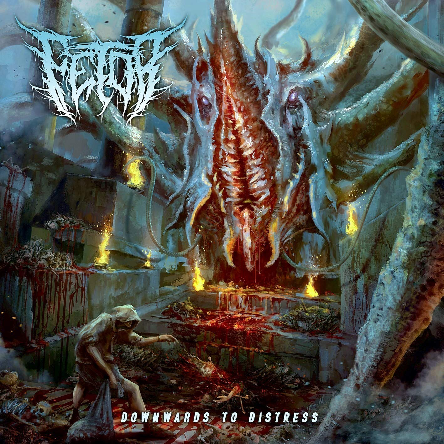 Fetor – Downwards to Distress (2020) [FLAC]