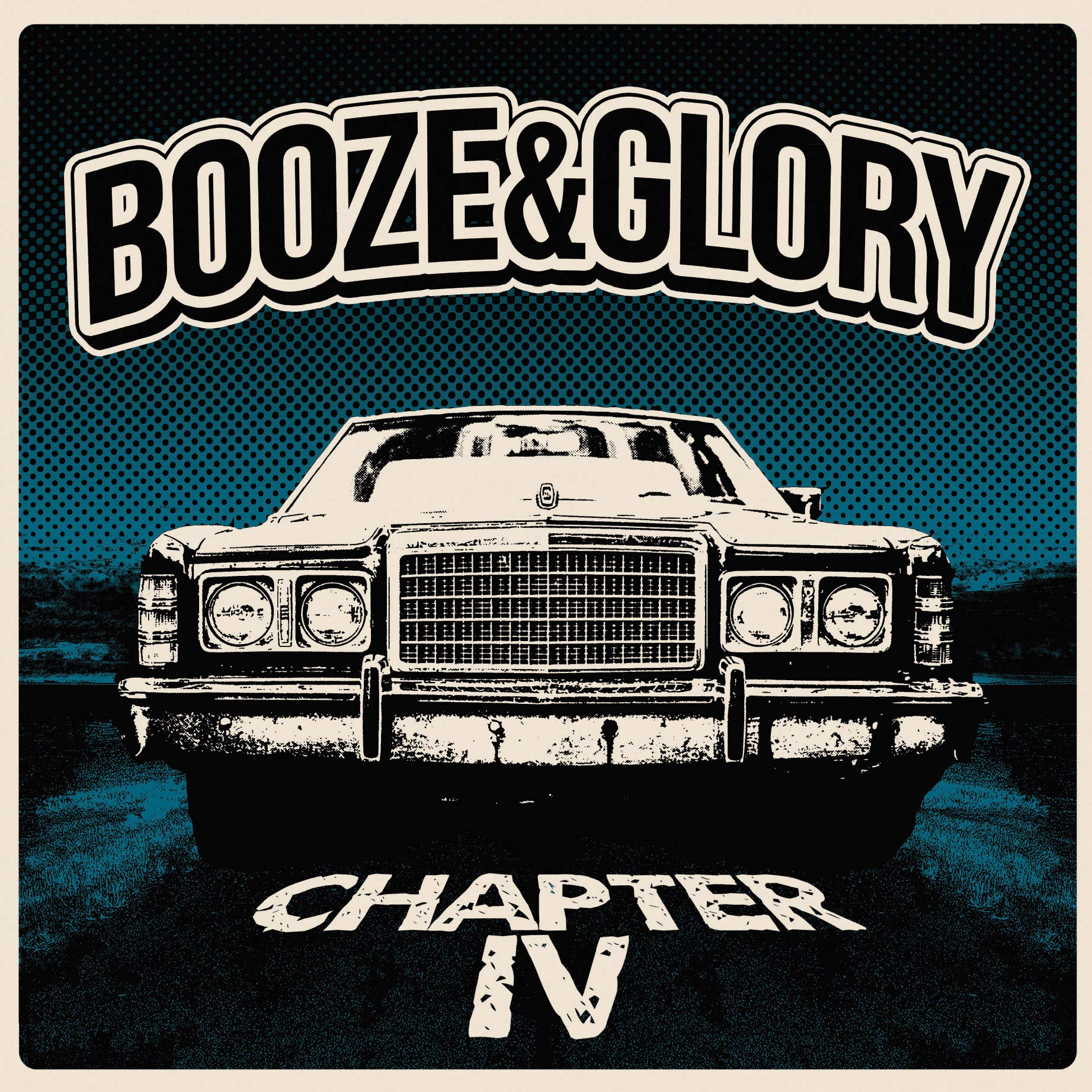 Booze And Glory – Chapter IV (2017) [FLAC]