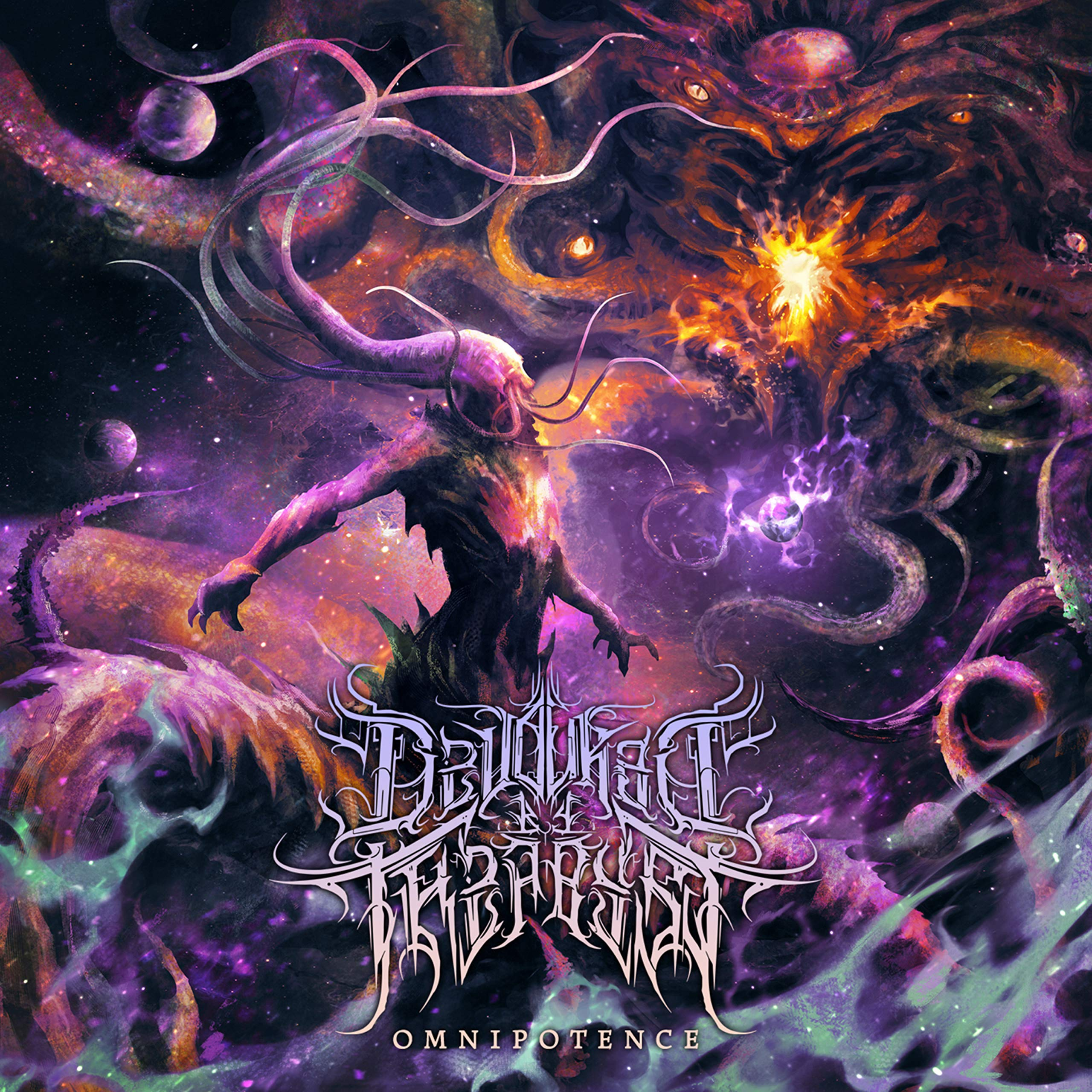 Devoured by the Abyss – Omnipotence (2020) [FLAC]