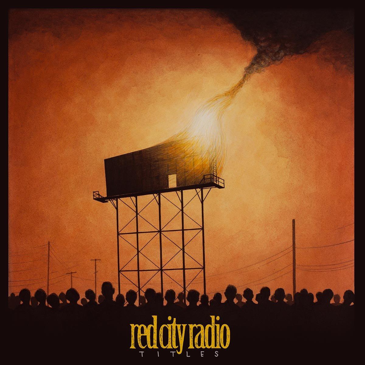 Red City Radio – Titles (2013) [FLAC]