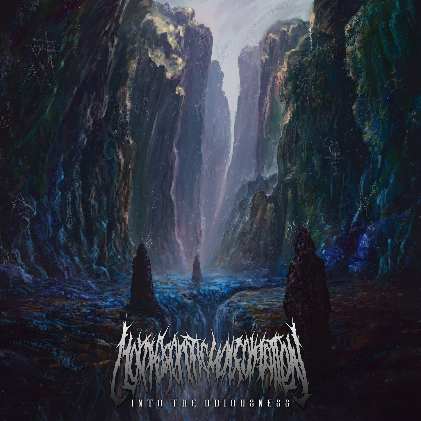 Morphogenetic Malformation – Into the Odiousness (2020) [FLAC]