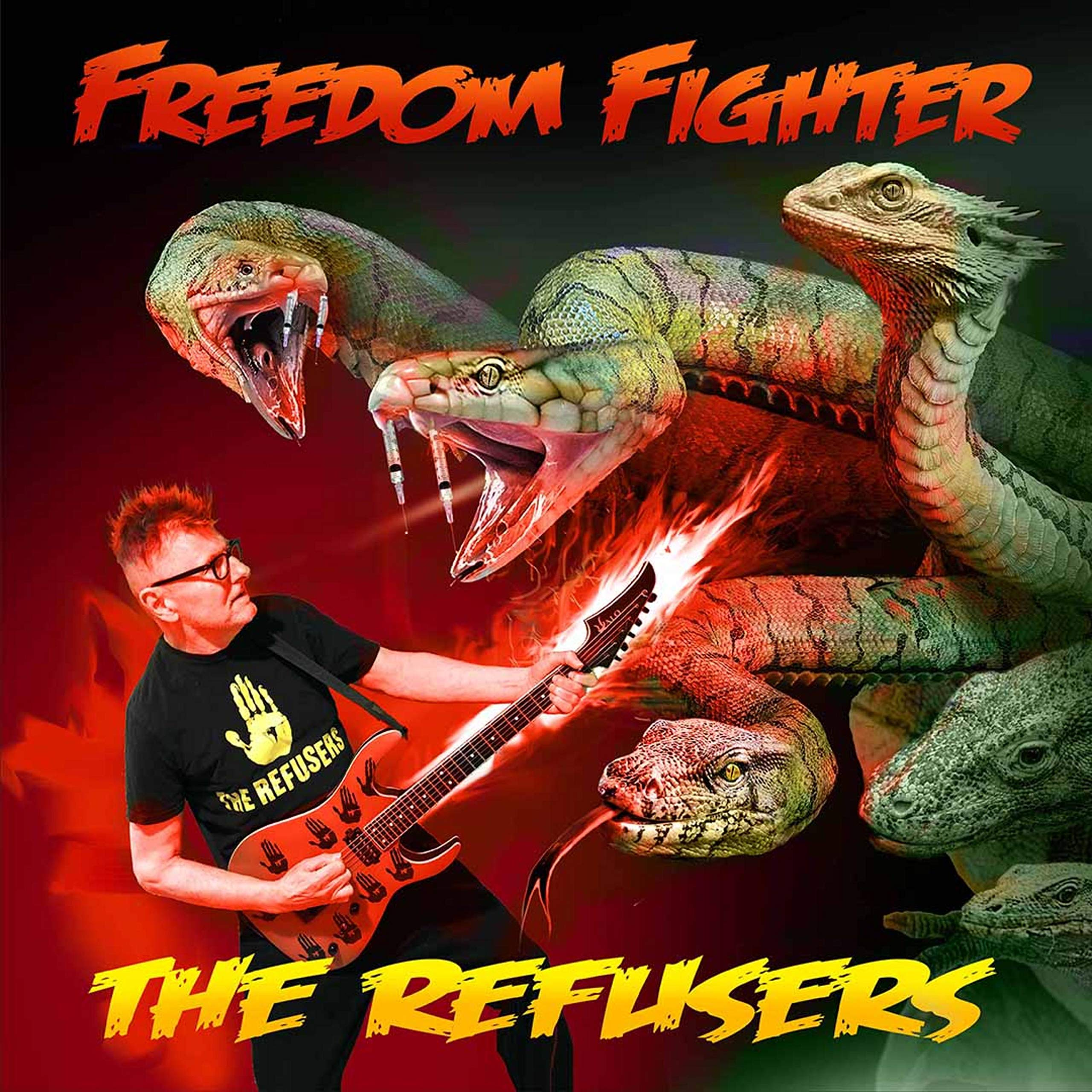 The Refusers – Freedom Fighter (2020) [FLAC]