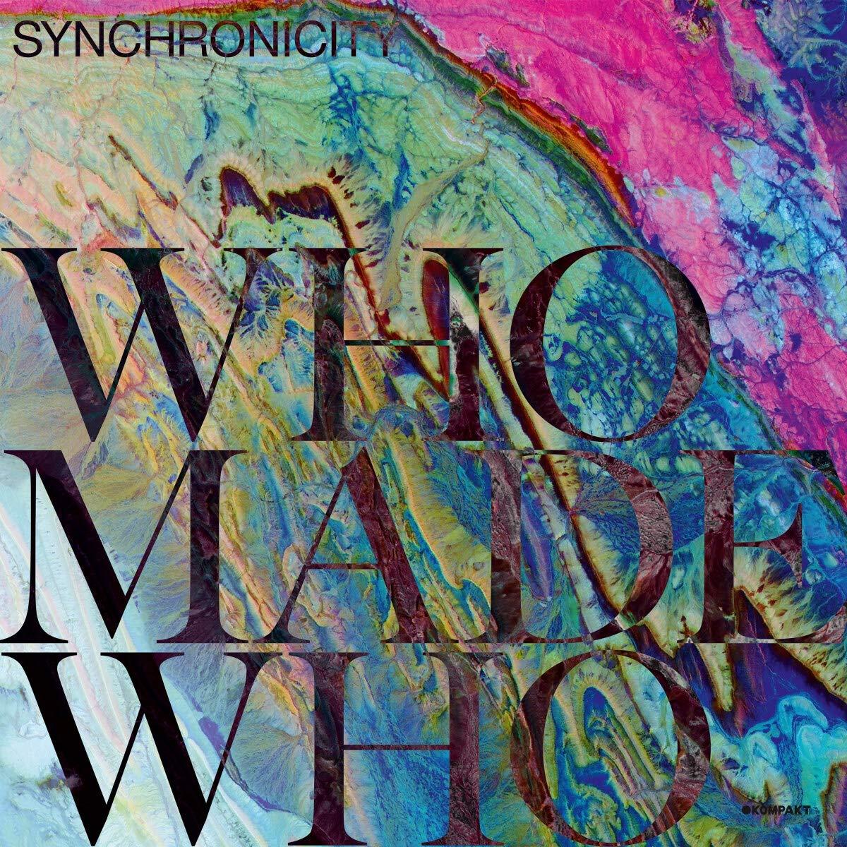 WhoMadeWho & Robag Wruhme – Synchronicity (2020) [FLAC]
