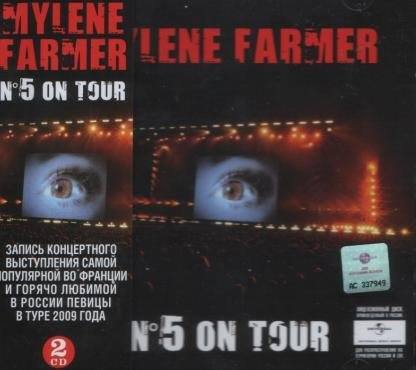 Mylene Farmer – N5 On Tour (2009) [FLAC]