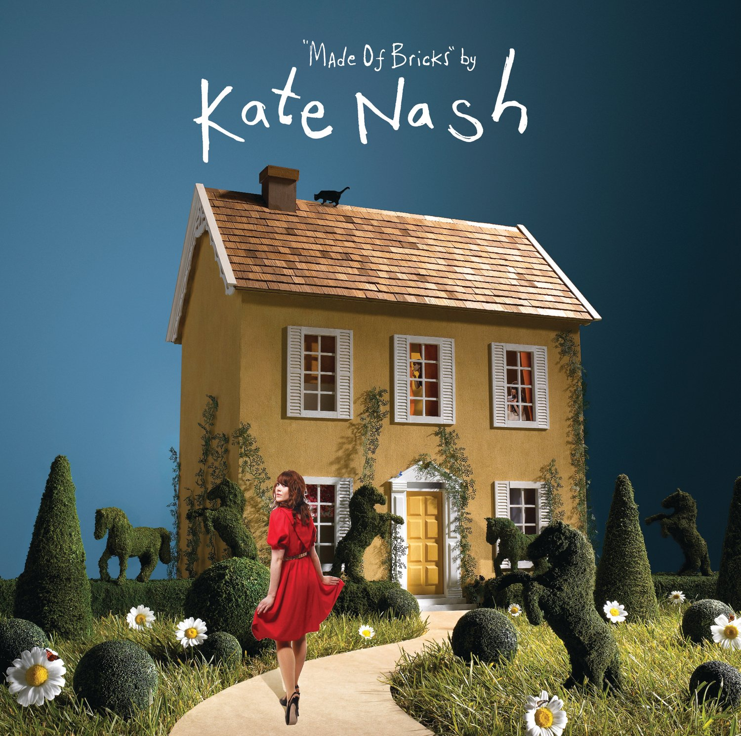 Kate Nash – Made Of Bricks (2007) [FLAC]