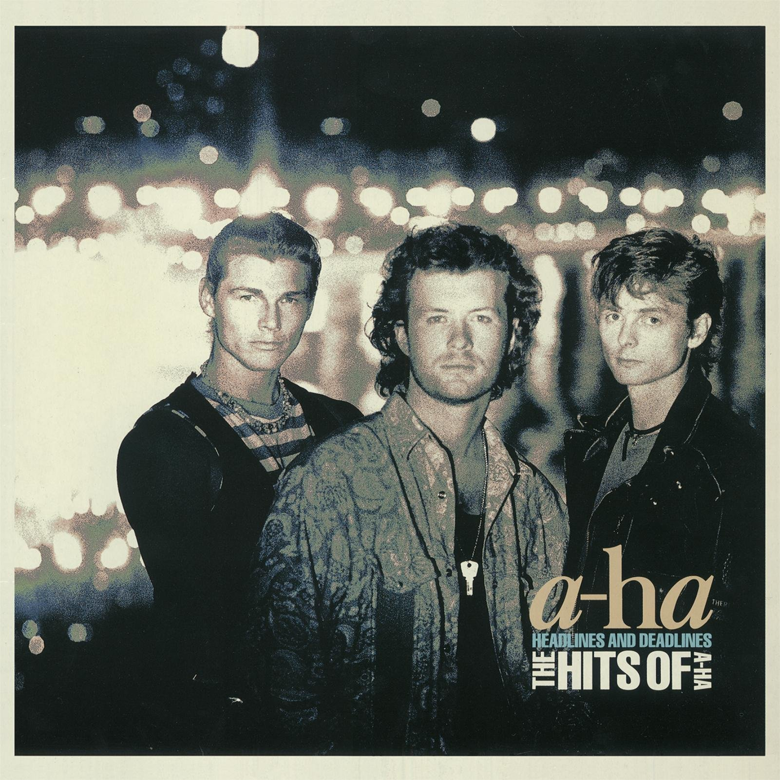 A-Ha – Headlines And Deadlines The Hits Of A-ha (1991) [FLAC]