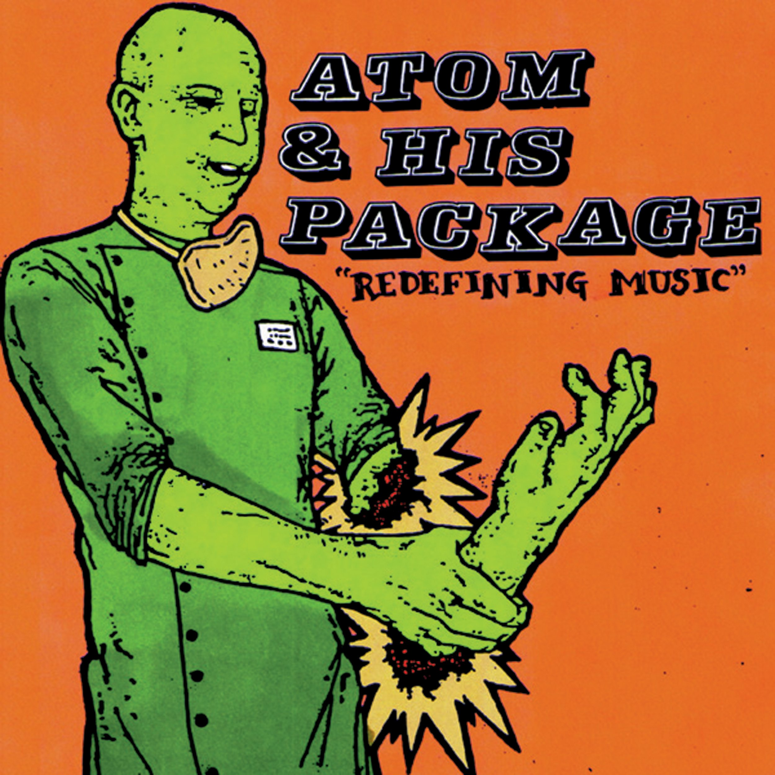 Atom and His Package – Redefining Music (2001) [FLAC]