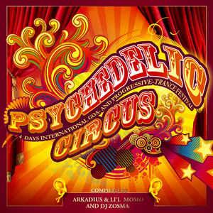 VA – Psychedelic Circus (2008) [FLAC]