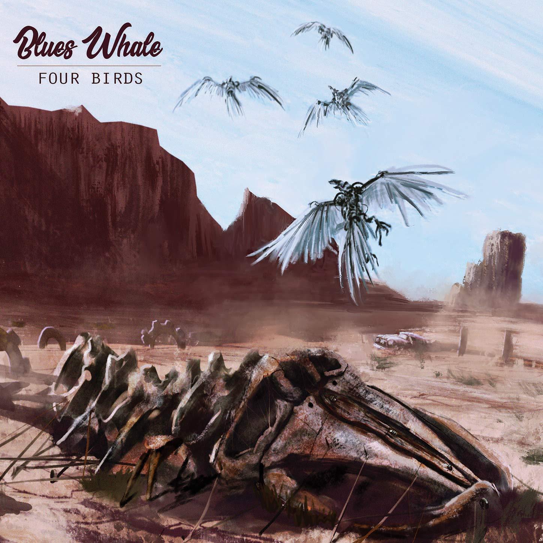 Blues Whale – Four Birds (2019) [FLAC]