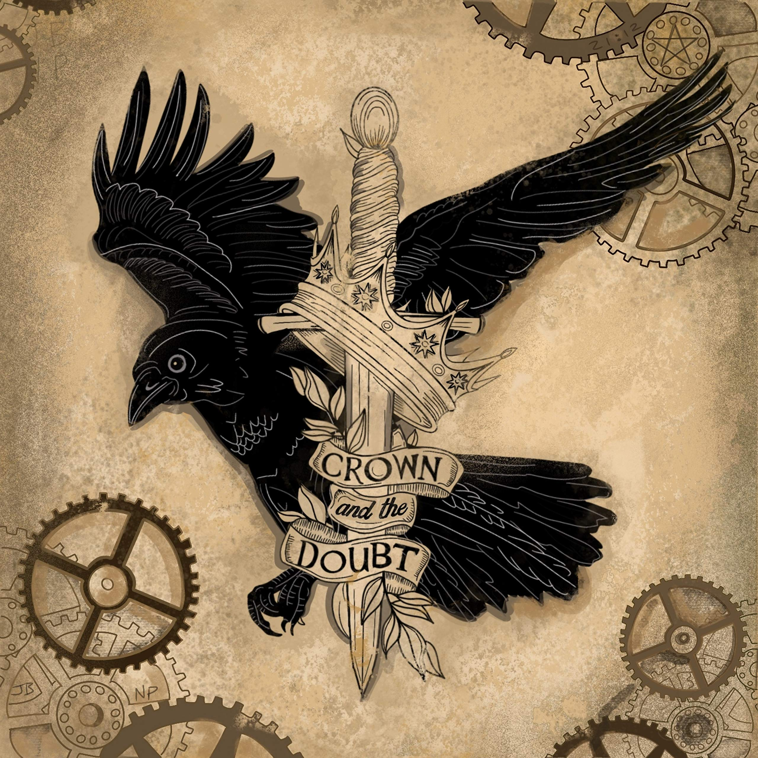 Crown and the Doubt – Crown and the Doubt (2020) [FLAC]