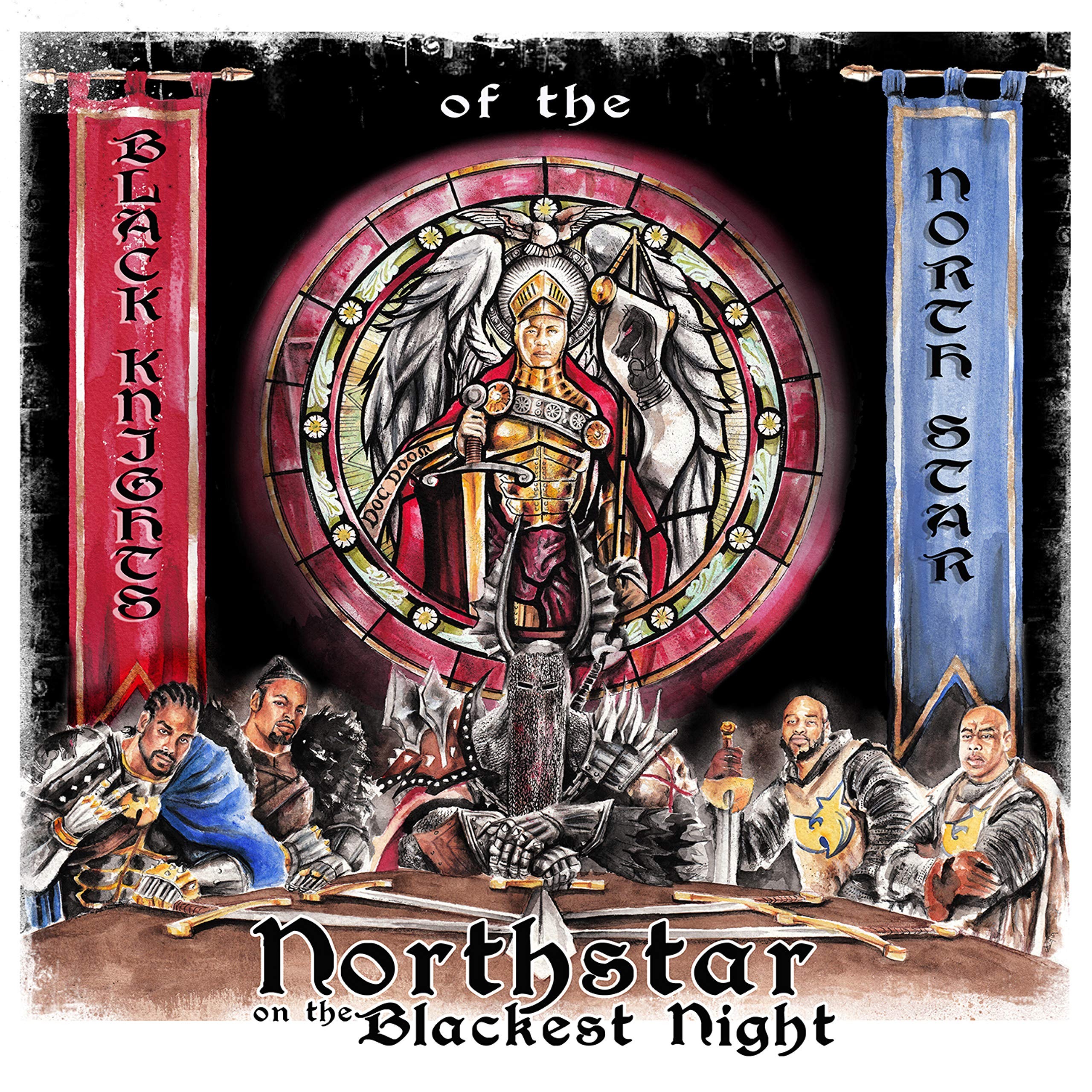 Black Knights Of The Northstar – Northstar On The Blackest Night (2021) [FLAC]