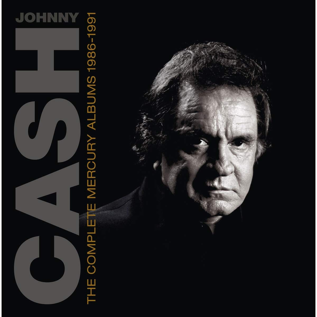 Johnny Cash – The Complete Mercury Recordings 1986-1991 (2020) [FLAC]