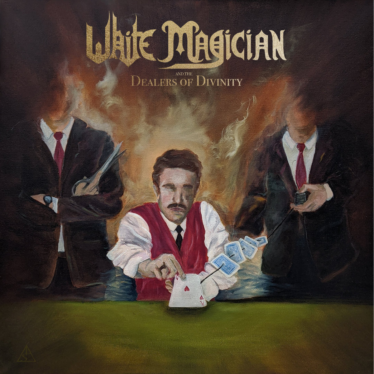 White Magician – Dealers Of Divinity (2020) [FLAC]