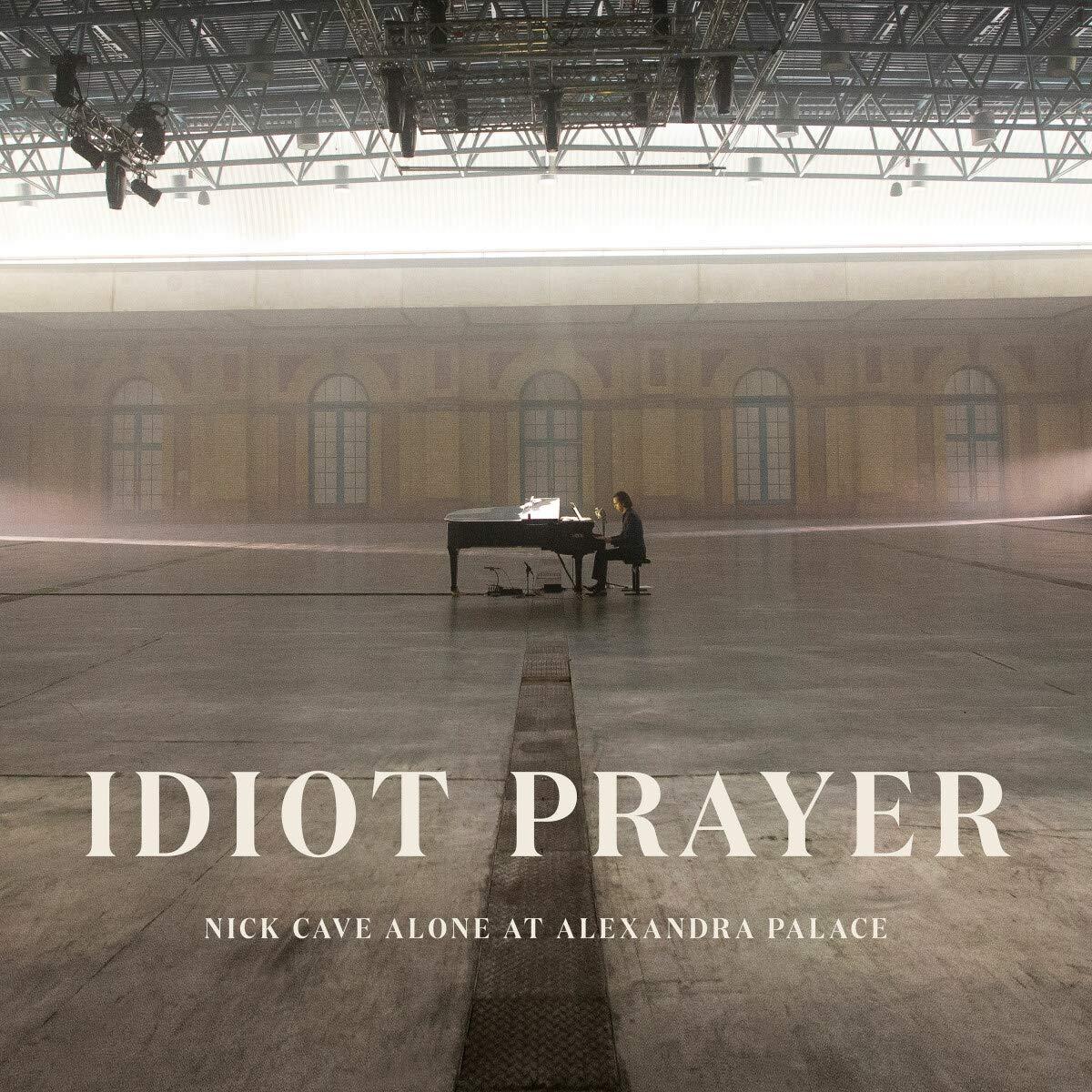 Nick Cave – Idiot Prayer Nick Cave Alone At Alexandra Palace (2020) [FLAC]