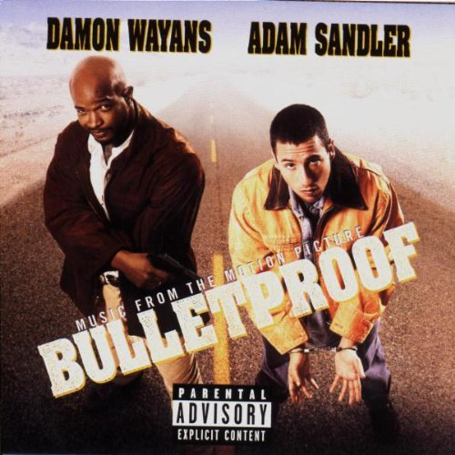 VA – Music From The Motion Picture Bulletproof (1996) [FLAC]