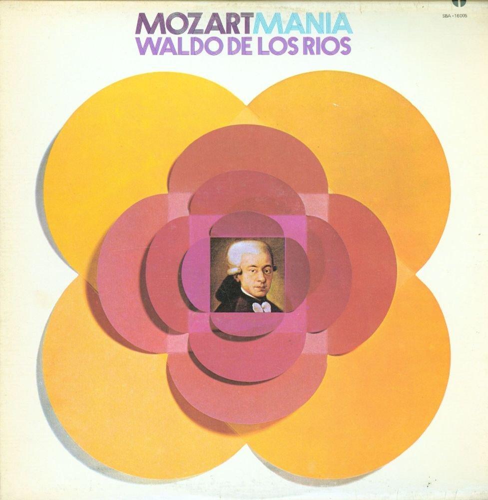 Waldo De Los Rios – Mozartmania (1987) [FLAC]