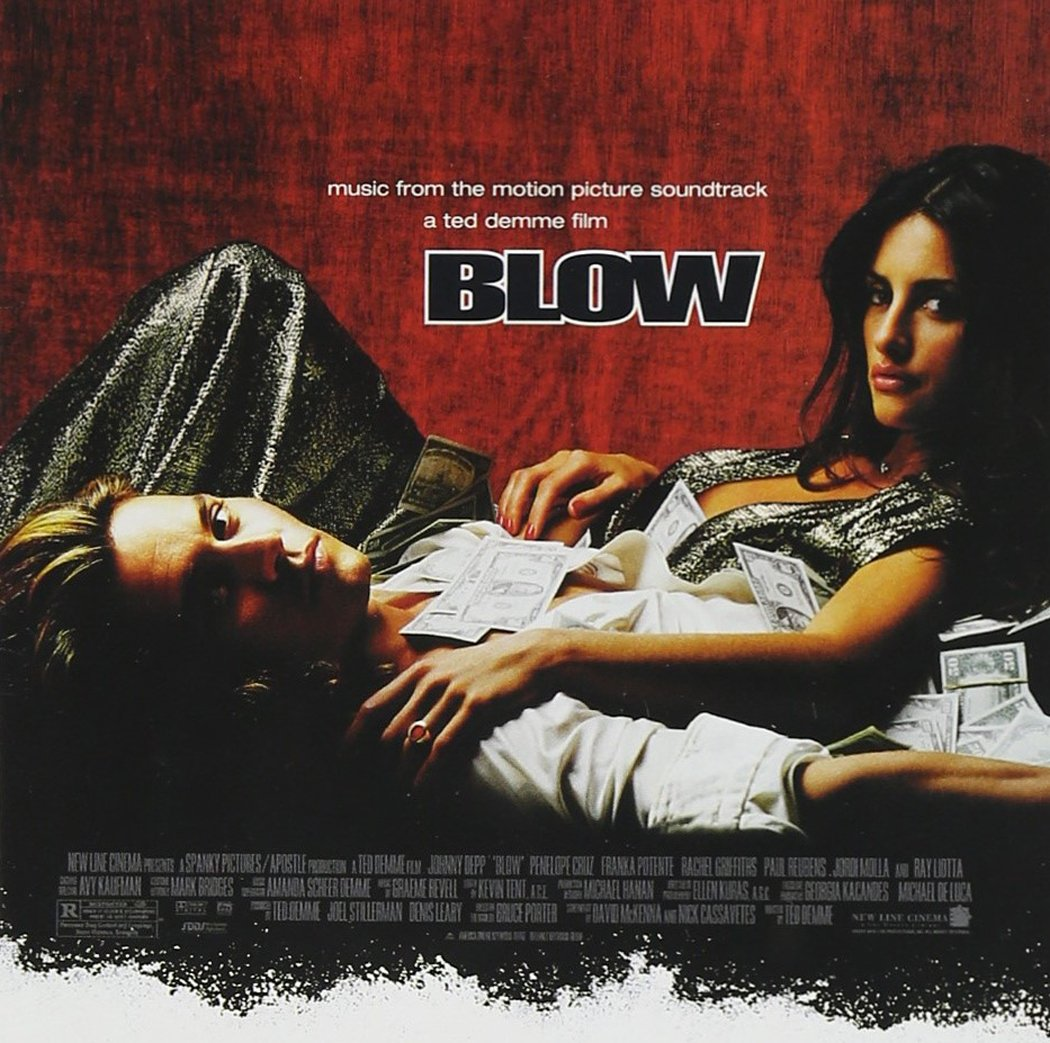 VA – Music From The Motion Picture Soundtrack Blow (2001) [FLAC]