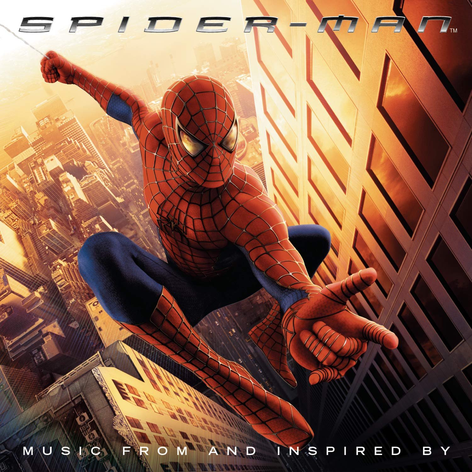 VA – Spider-Man Music From And Inspired By (2002) [FLAC]