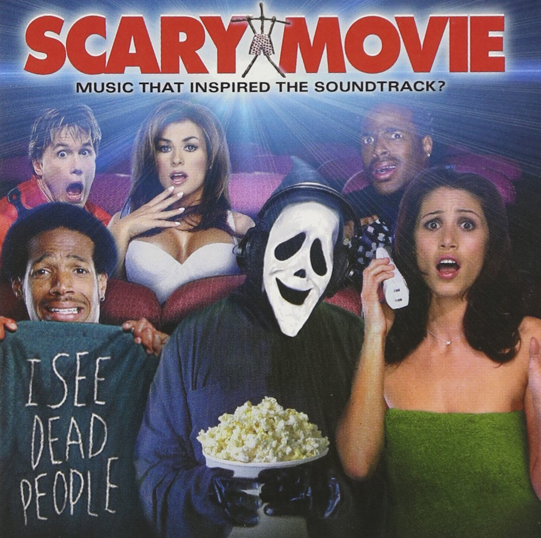 VA – Scary Movie Music That Inspired The Soundtrack? (2000) [FLAC]