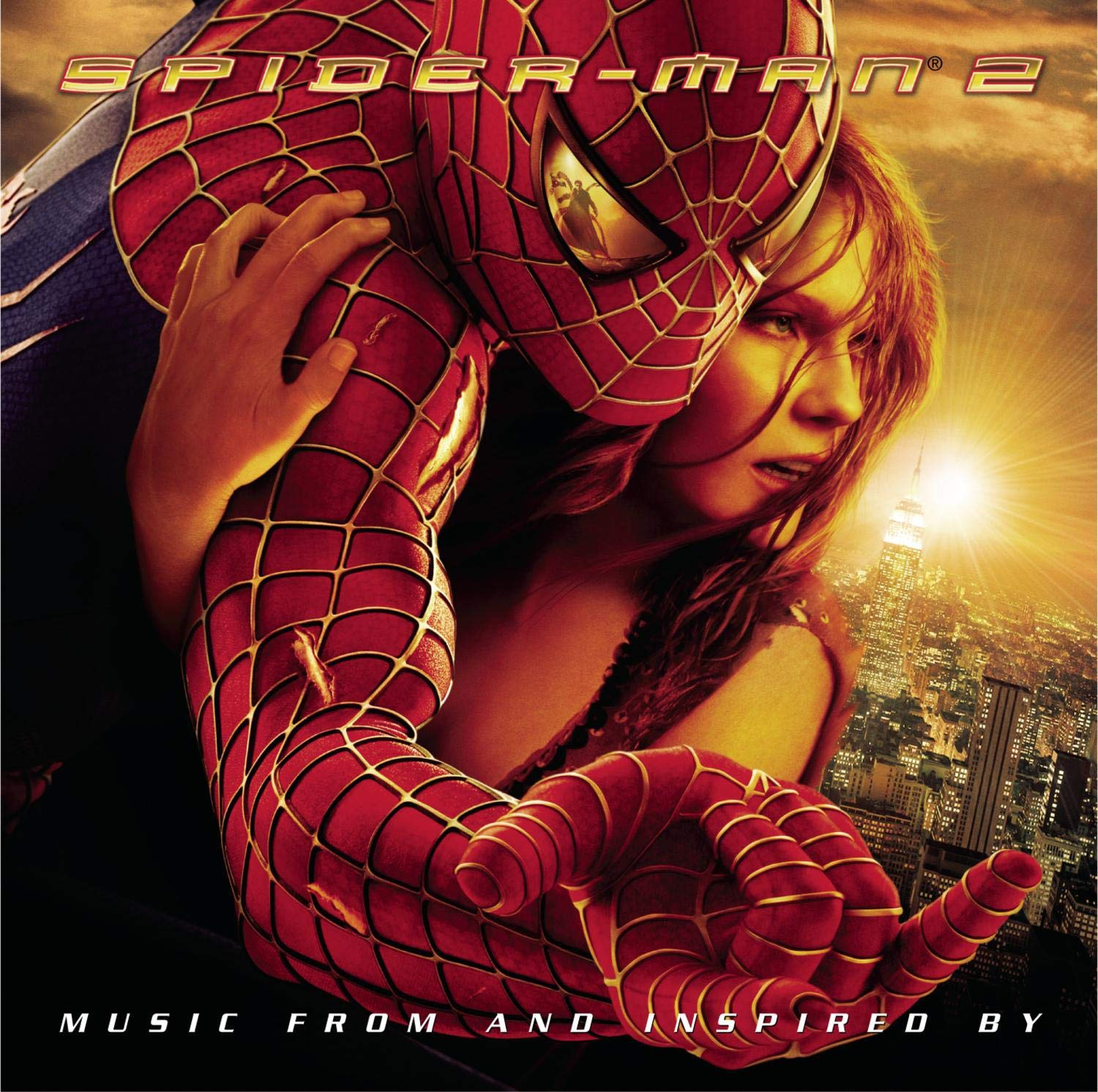 VA – Spider-Man 2 Music From And Inspired By (2004) [FLAC]