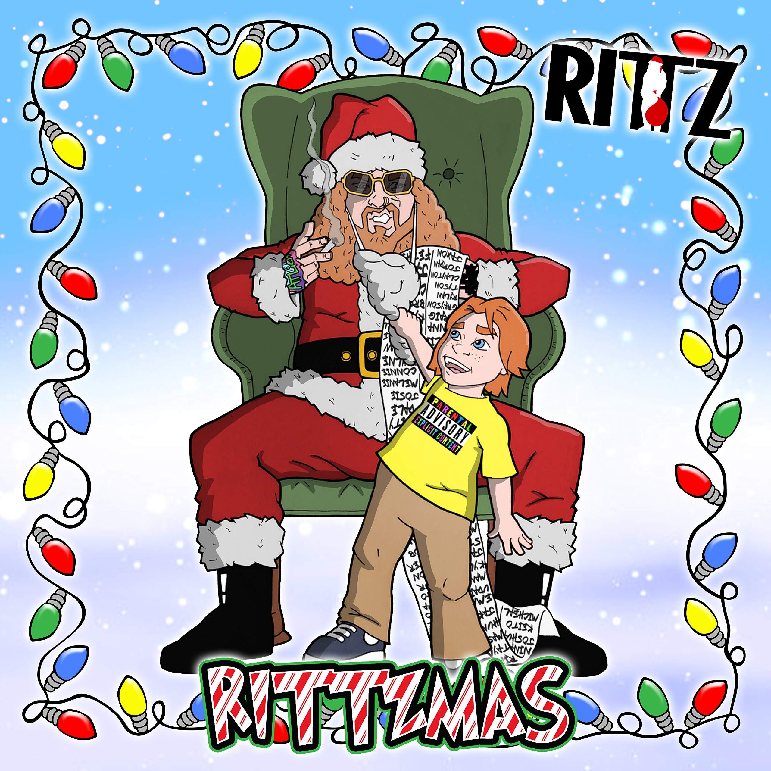 Rittz – Rittzmas (2020) [FLAC]