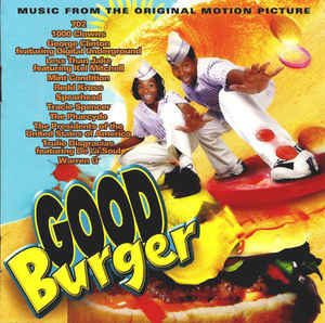 VA – Music From The Original Motion Picture Good Burger (1997) [FLAC]