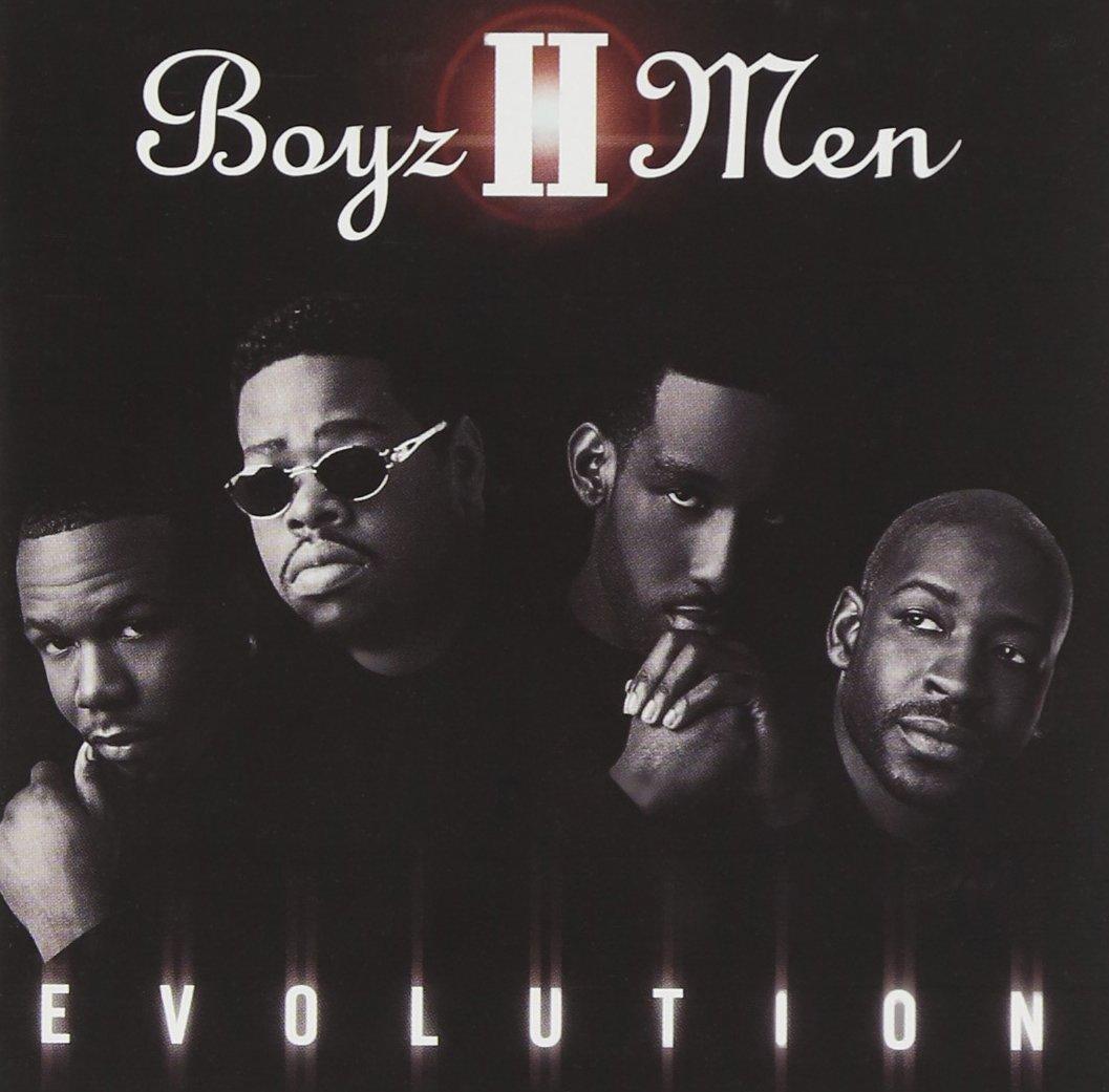 Boyz II Men - Evolution (1997) [FLAC] Download