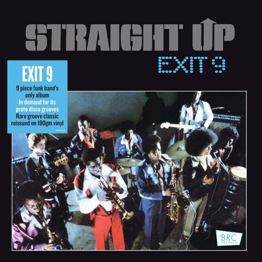 Exit 9 - Straight Up (2002) [FLAC] Download