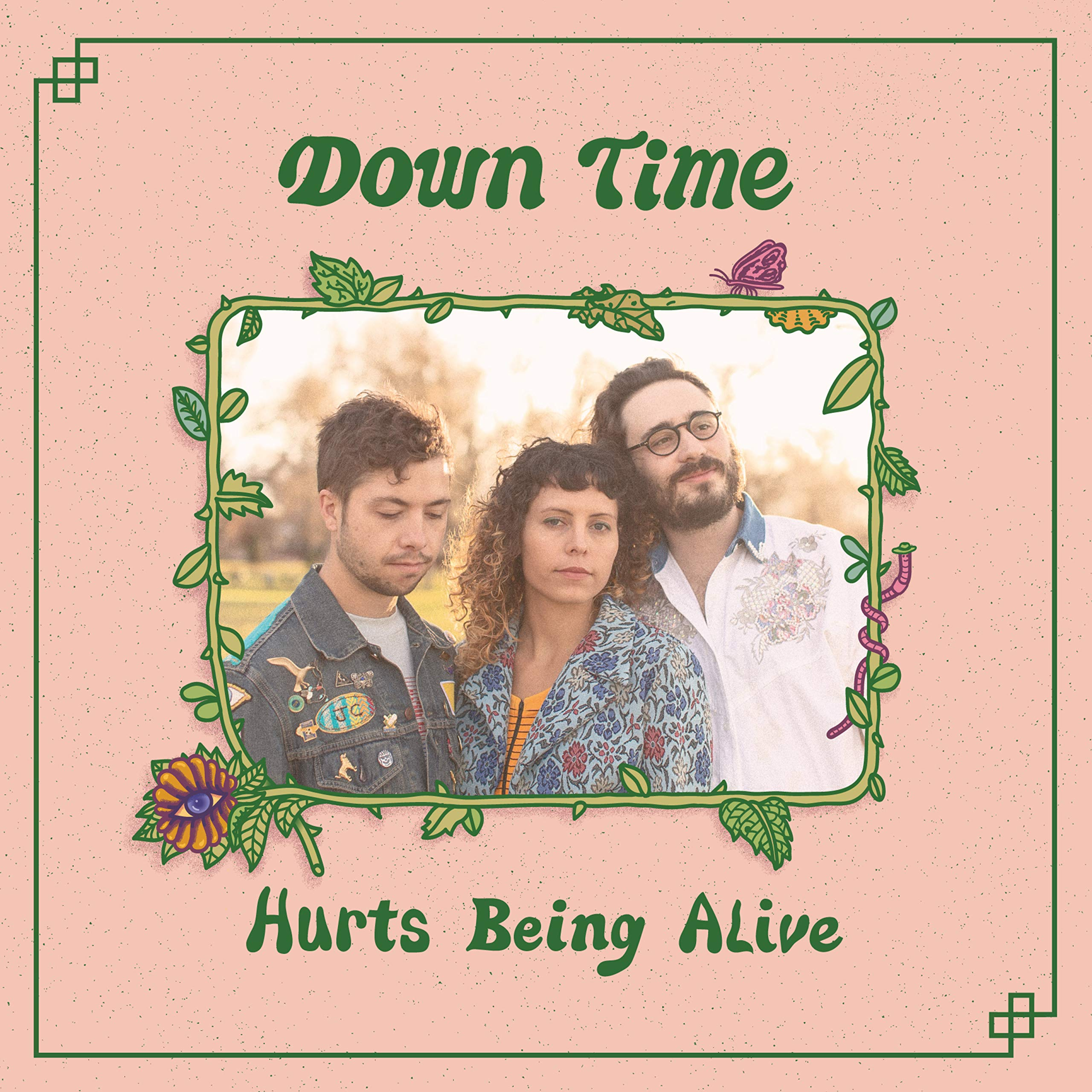Down Time - Hurts Being Alive (2020) [FLAC] Download