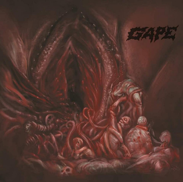 Gape - Gape (2020) [FLAC] Download