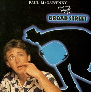 Paul McCartney - Give My Regards To Broad Street (1993) [FLAC] Download