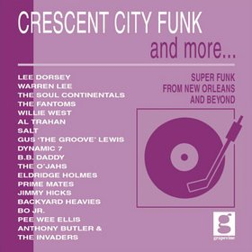 VA - Crescent City Funk And More... (2002) [FLAC] Download