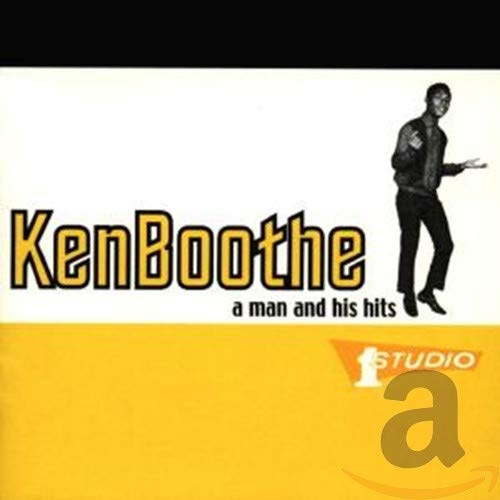 Ken Boothe - A Man And His Hits (1999) [FLAC] Download
