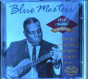 VA - Blue Masters Great Blues Performers (1990) [FLAC] Download