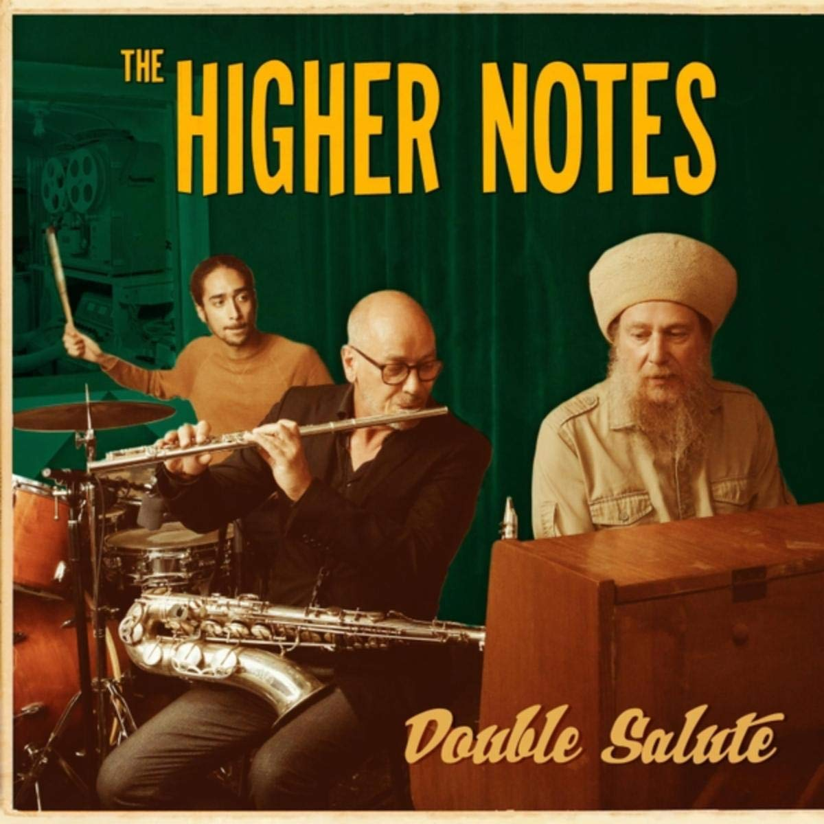 The Higher Notes - Double Salute (2020) [FLAC] Download