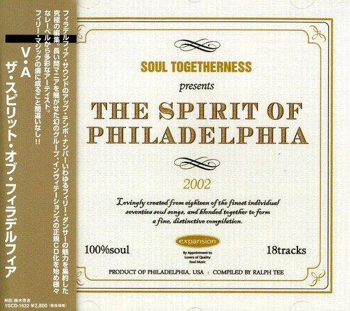 VA - Soul Togetherness Presents The Spirit Of Philadelphia (2002) [FLAC] Download