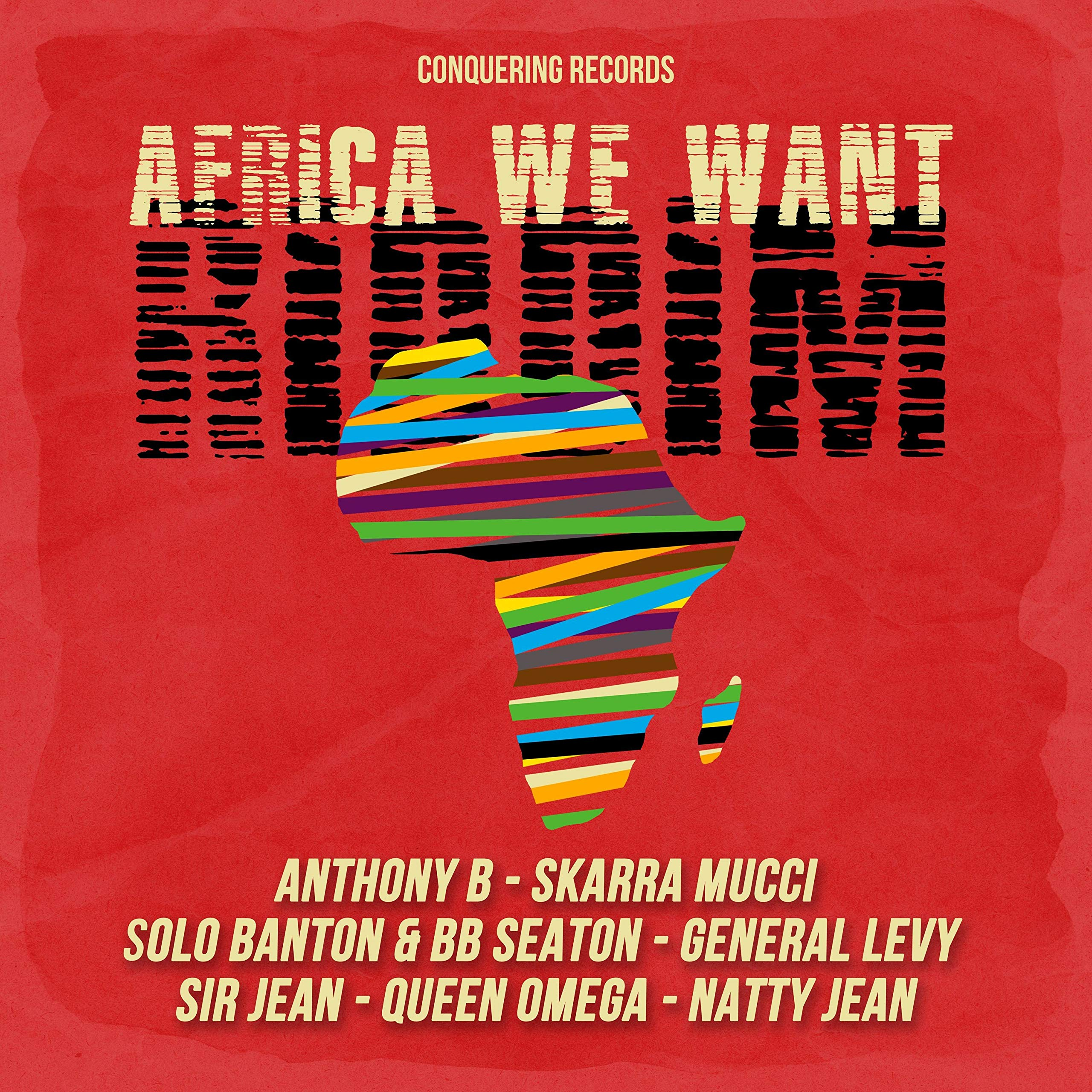 VA - Africa We Want Riddim (2020) [FLAC] Download
