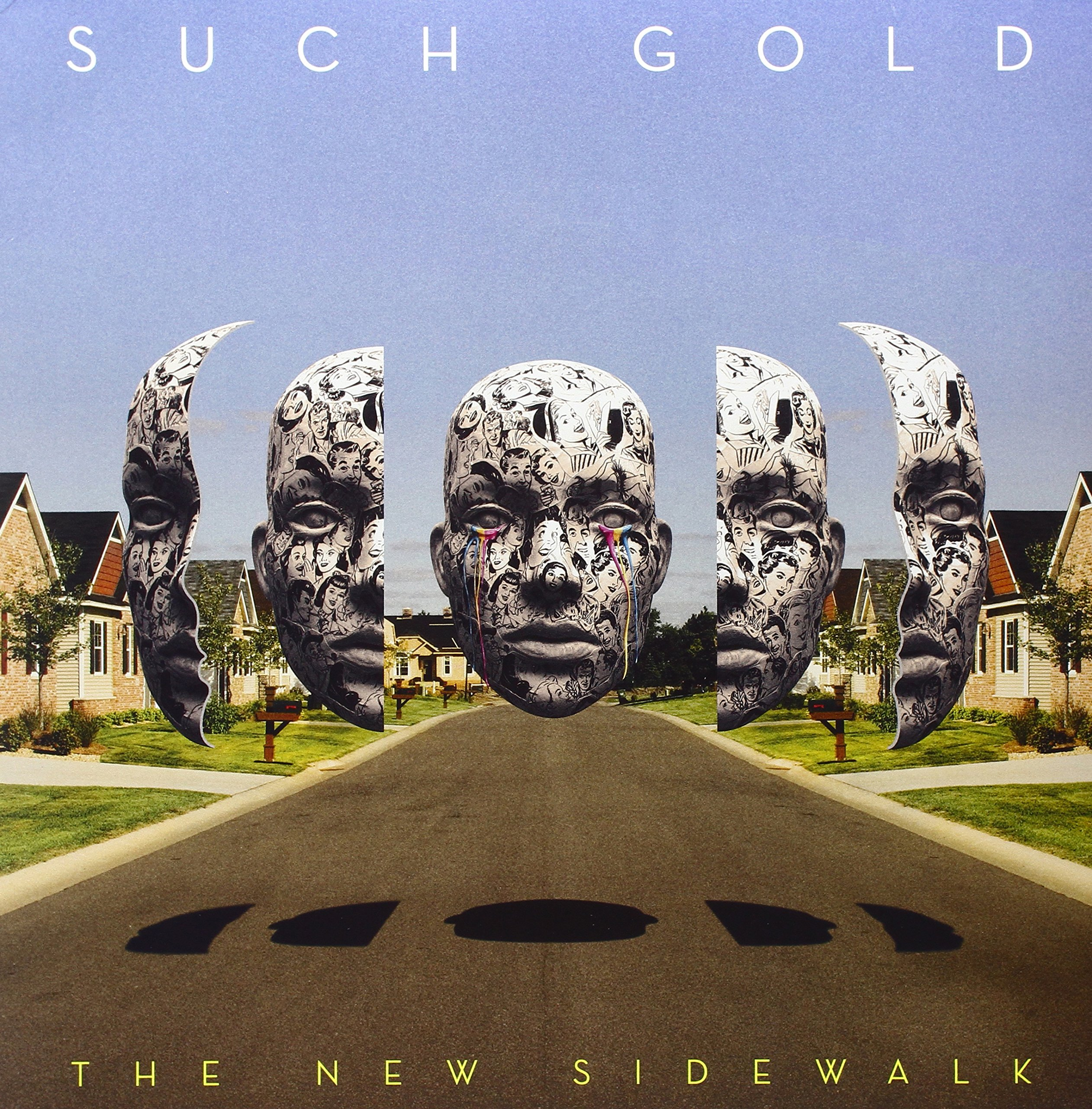 Such Gold - The New Sidewalk (2014) [FLAC] Download