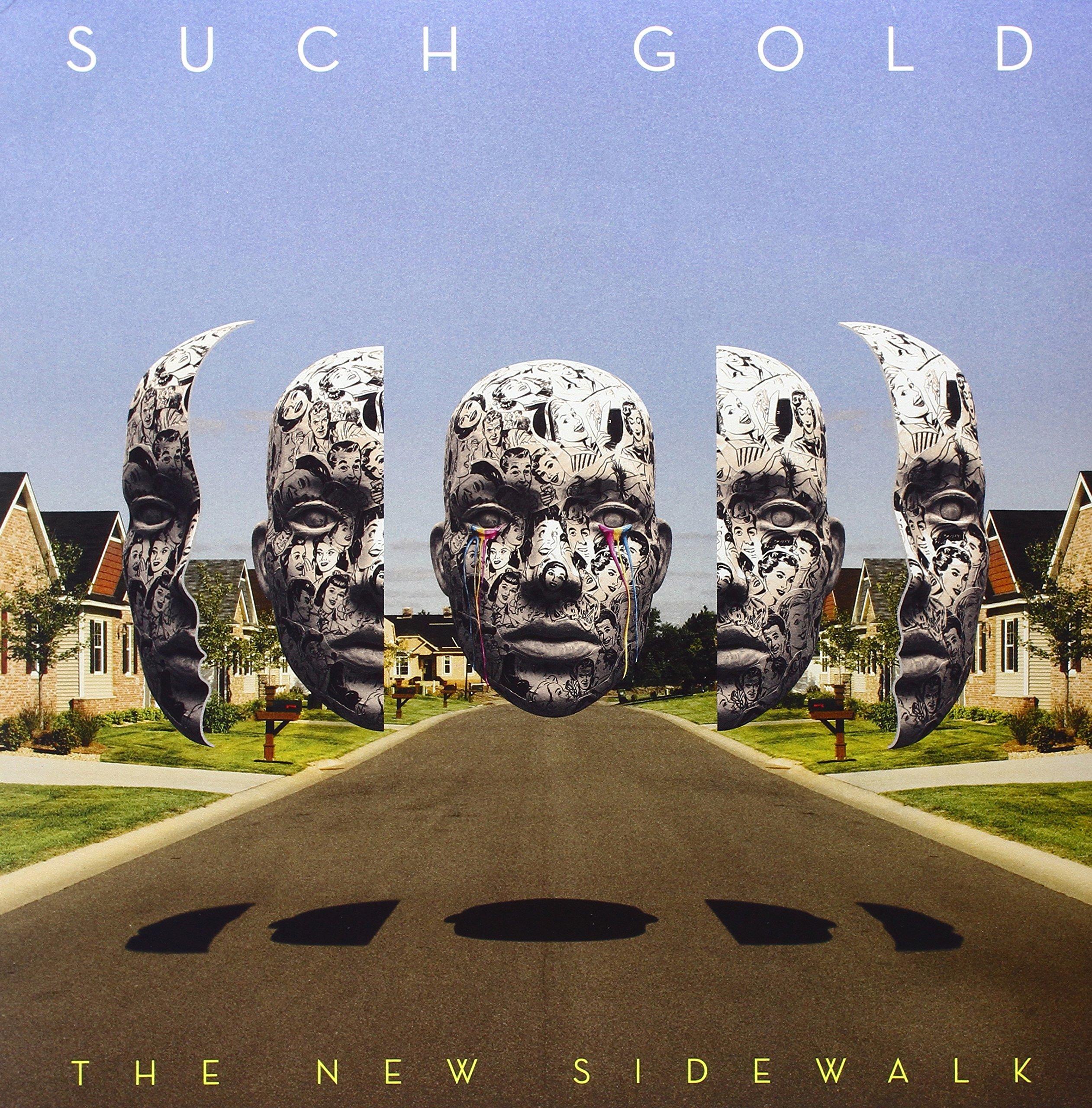 Such Gold – The New Sidewalk (2014) [FLAC]