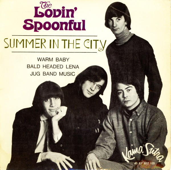 The Lovin Spoonful - Summer In The City (1994) [FLAC] Download