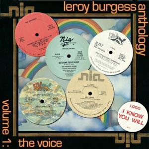 Aleem Feat. Leroy Burgess - Leroy Burgess Anthology Volume 1: The Voice (2001) [FLAC] Download