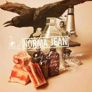 Norma Jean – Birds and Microscopes and Bottles of Elixirs and Raw Steak and a Bunch of Songs (2010) [FLAC]