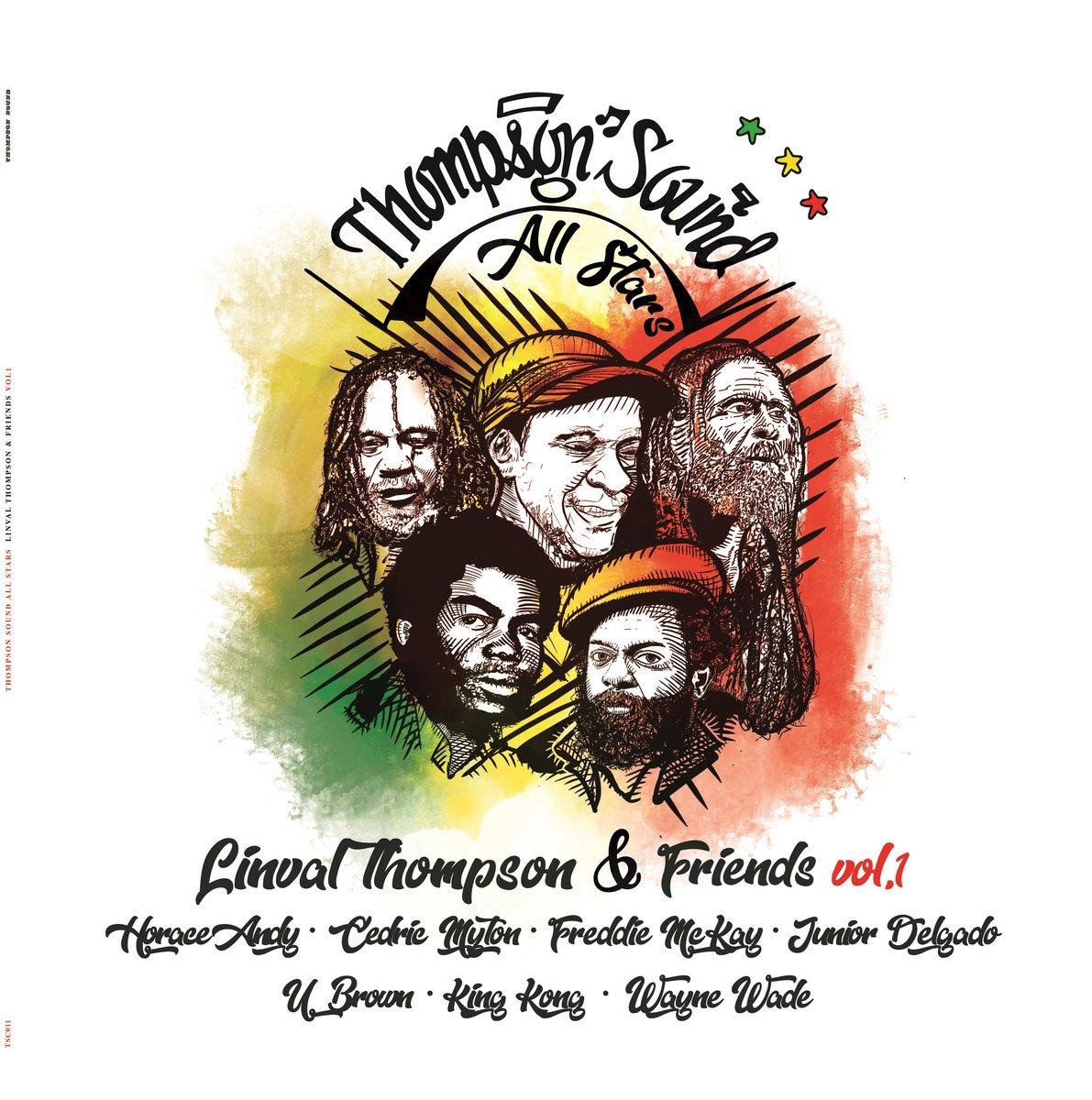 VA - Thompson Sound All-Stars Vol.1 (2020) [FLAC] Download