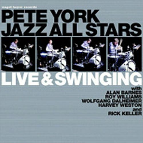Pete York Jazz All Stars - Live & Swinging (2003) [FLAC] Download