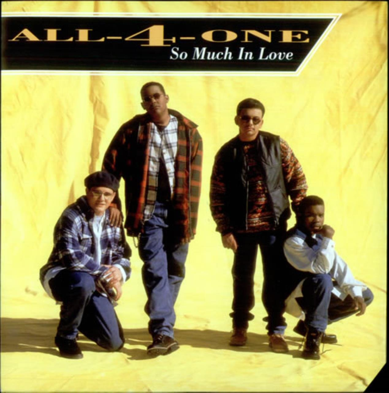 All-4-One – So Much In Love (1994) [FLAC]