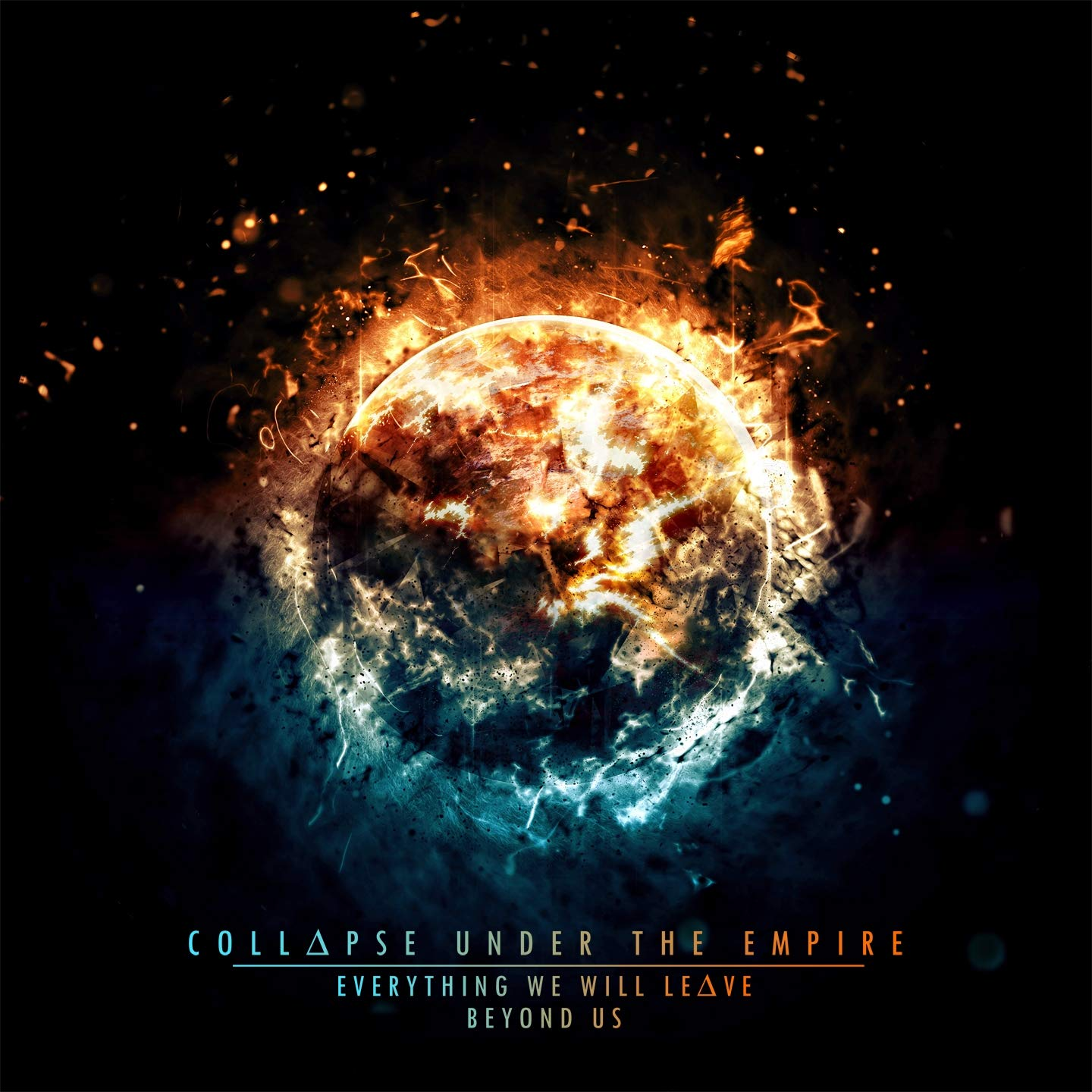 Collapse Under the Empire - Everything We Will Leave Beyond Us (2020) [FLAC] Download