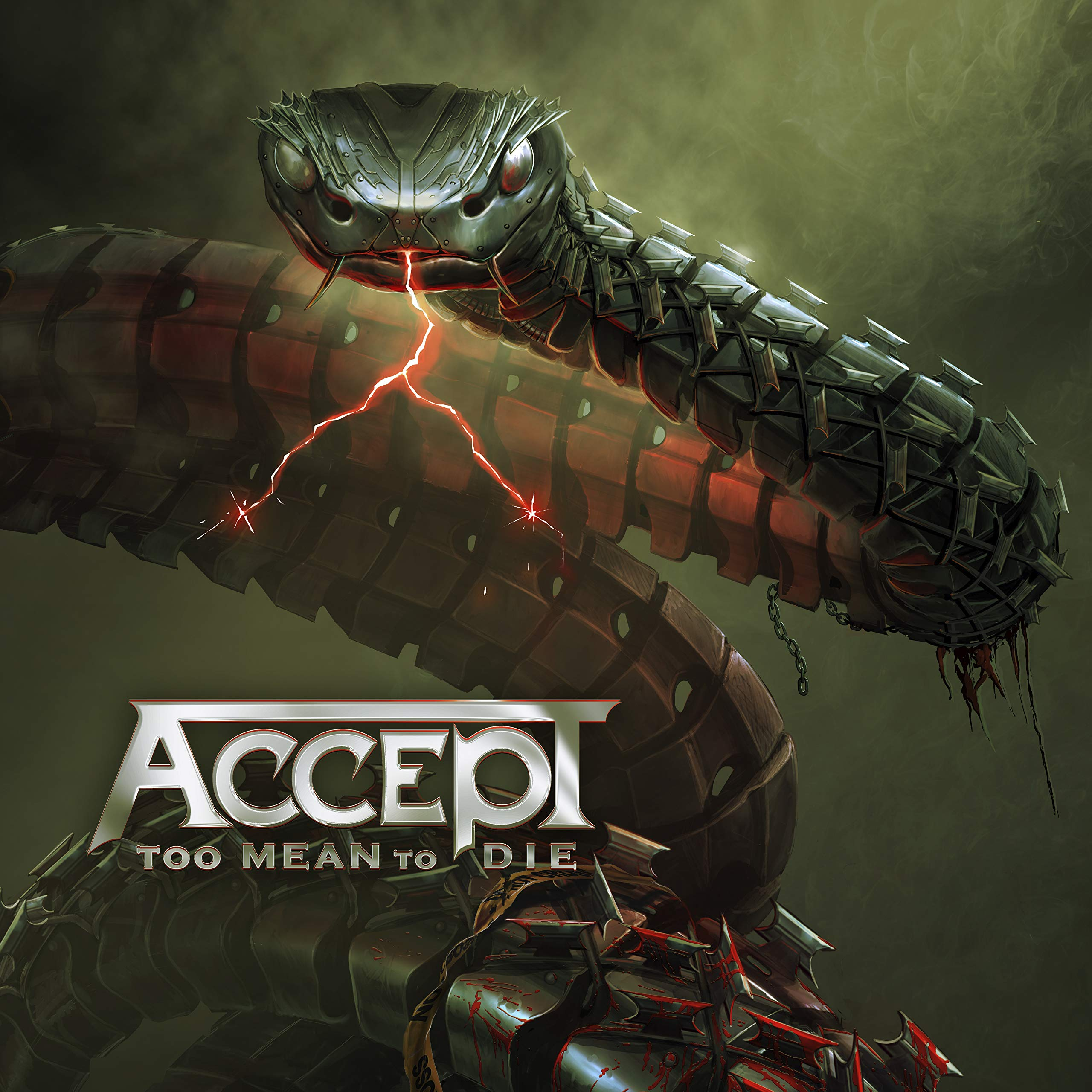 Accept - Too Mean To Die (2021) [FLAC] Download