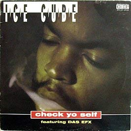 Ice Cube Featuring Das EFX - Check Yo Self CDS (1993) [FLAC] Download