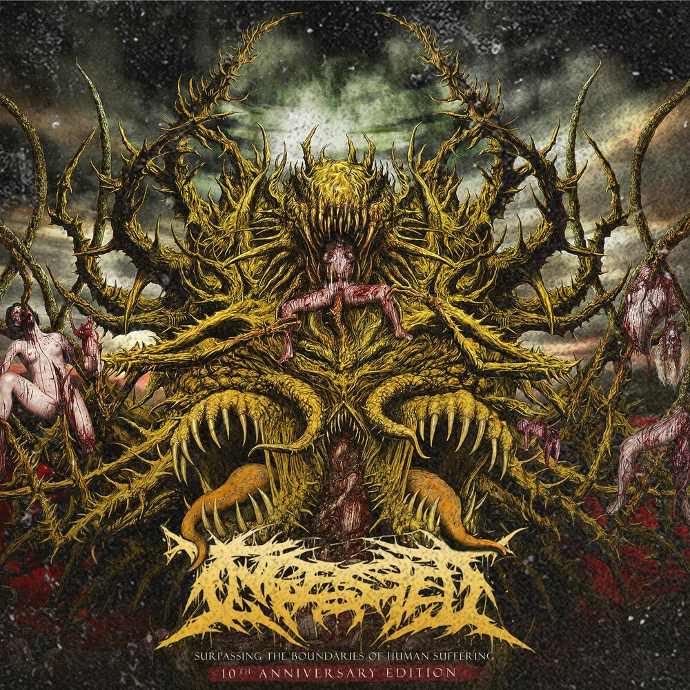 Ingested - Surpassing the Boundaries of Human Suffering - 10th Anniversary Edition (2019) [FLAC] Download