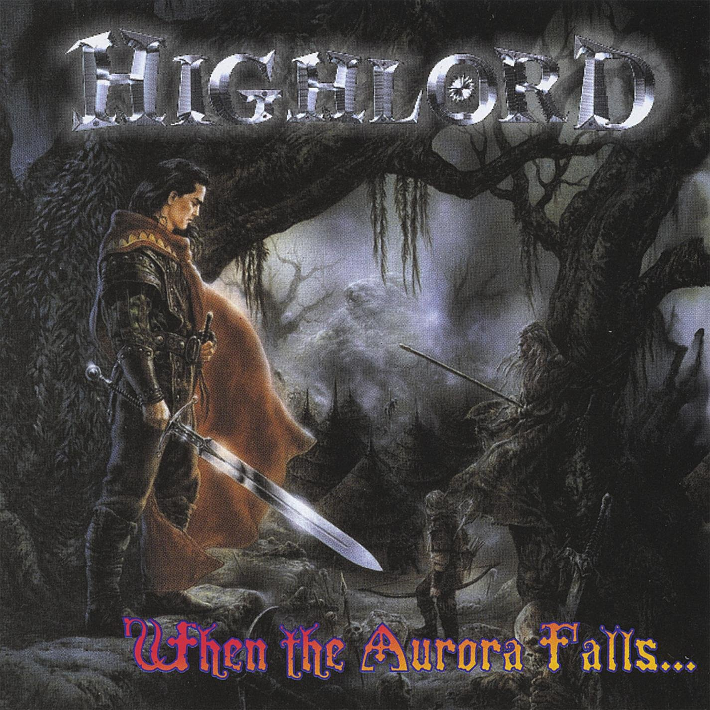 Highlord - When the Aurora Falls... (2000) [FLAC] Download